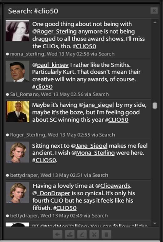 Clio madman tweet