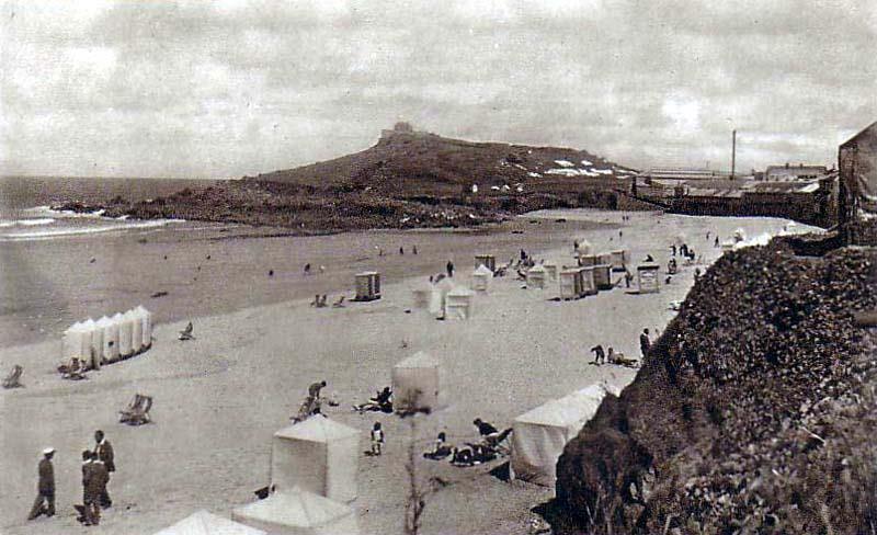 Porthmeor 1930s