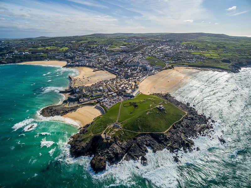 Cornish drone